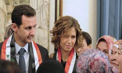 Esad çiftinden yeni haber