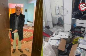 CHP'li başkanın evine baskın: Çocukları yere yatırıp saatlerce beklettiler