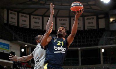 Fenerbahçe Beko, Fransa'dan da galip döndü