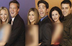 Gerici Yeni Akit'ten Friends dizisinin kadın oyuncularına sansür