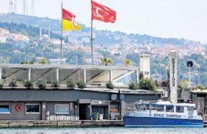 Galatasaray Adası'nda tahliye kararı
