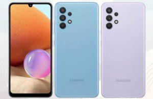 A32 : Samsung uygun fiyatlı yeni ürününü tanıttı