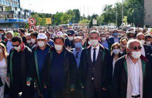 77 barodan 'Cumhurbaşkanı kararı, Anayasa'ya aykırıdır' açıklaması