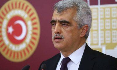 HDP'den Ömer Faruk Gergerlioğlu'na ziyaret