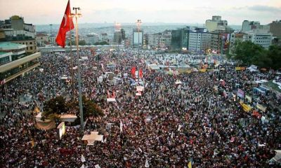 Anayasa Mahkemesi'nden Gezi eylemlerine katılan memurlarla ilgili karar