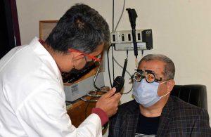 Koronavirüse yakalanan adam iki ay sonra bir gözünü kaybetti