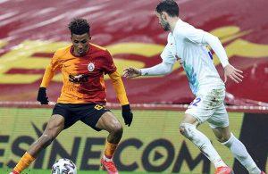 Galatasaray 13 dakika uzayan maçta Çaykur Rizespor'a yenildi
