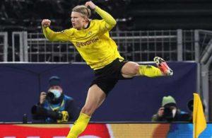 Borussia Dortmund çeyrek finalde