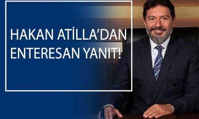 Berat Albayrak bizzat karşılamıştı: Gündeme bomba gibi oturacak Hakan Atilla iddiası