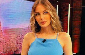 Hande Sarıoğlu bu kez yayında göbek attı