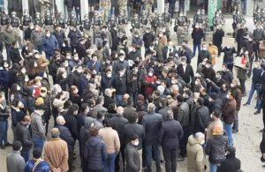 Kaymakamlığın eylem yasağı Hataylıları durdurmadı! Maden toplantısı iptal edildi