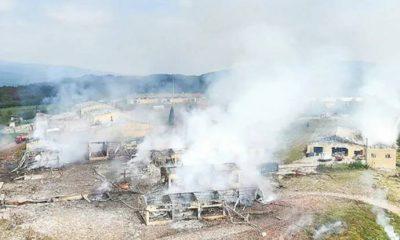 7 işçinin öldüğü havai fişek patlaması davasında tartışma çıktı