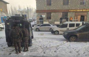 HDP'li Karaçoban Belediyesi Eş Başkanı Halit Uğun gözaltına alındı