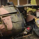 Bitlis'te helikopter düştü: 9 şehit 4 yaralı