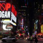 'Stop Erdoğan' ilanı hakkında soruşturma