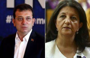 İmamoğlu'ndan Buldan'a 'Nevruz' telefonu: Demokrasiyi birlikte öreceğiz