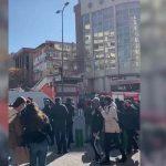 45 ceza yazılan seyyar satıcı intihar girişiminde bulundu