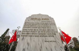 Skandal… İstiklal Marşı sessiz okunsun talimatı