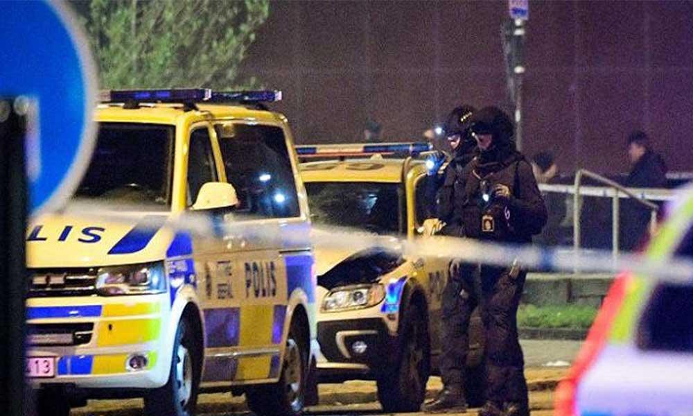 İsveç'te terör saldırısı: Yaralılar var!