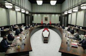 Kabine toplandı: Yeni tedbirler masada