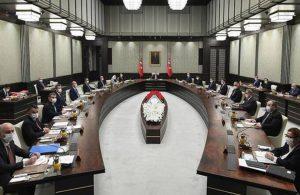 """""""Kabinede ve AKP yönetiminde değişiklikler bekleniyor"""""""