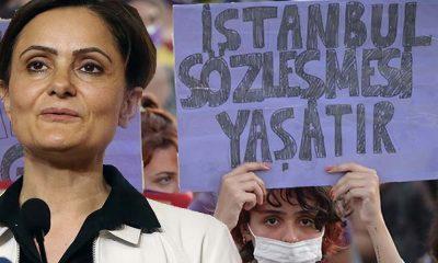CHP İstanbul Sözleşmesi Dayanışma Ağı'nı kurdu! Kaftancıoğlu: Tek adamı kadınlar gönderecek