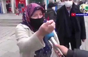 AKP'li kadın işsiz gence 'giydiklerine bak' dedi: Adam uzayla mı uğraşsın bunlarla mı uğraşsın?
