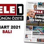 Erdoğan'ın peşini bırakmayan sorular. Muhalefete çağrı. İmamoğlu'na hapis istemi. Şantaj çetesi mücadelesi. İktidarın büyüme oyunu. 2 Mart 2021 Günün Özeti