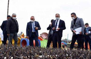 Tarsus Belediyesi'nin kırsal kalkınma hareketi devam ediyor