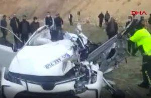 Diyarbakır'da kaza: 2'si çocuk 5 ölü, 3 yaralı