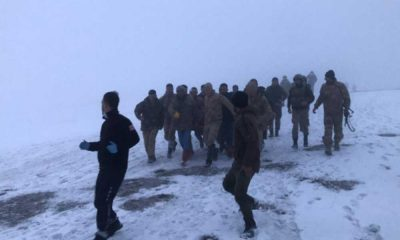 Bitlis'teki helikopter kazasında şehit sayısı 11'e yükseldi!