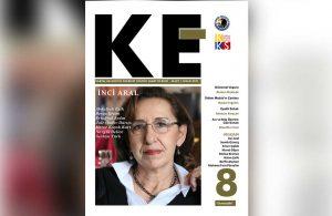 KE'nin 8. sayısı edebiyatın önemli isimlerinden İnci Aral'ı konuk ediyor
