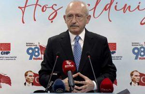 Kılıçdaroğlu'ndan HDP'ye açılan kapatma davasına ilk tepki