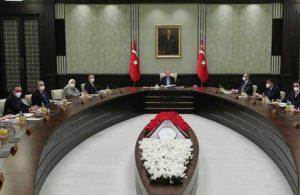 Erdoğan bakanlardan rahatsız iddiası… Değişim başlıyor
