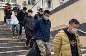İstanbul'da kripto para operasyonu! 18 Çinli gözaltında