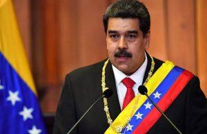 Maduro: Aşı karşılığında petrol vermeye hazırız