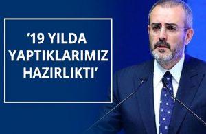 AKP'den kabine değişikliği sinyali