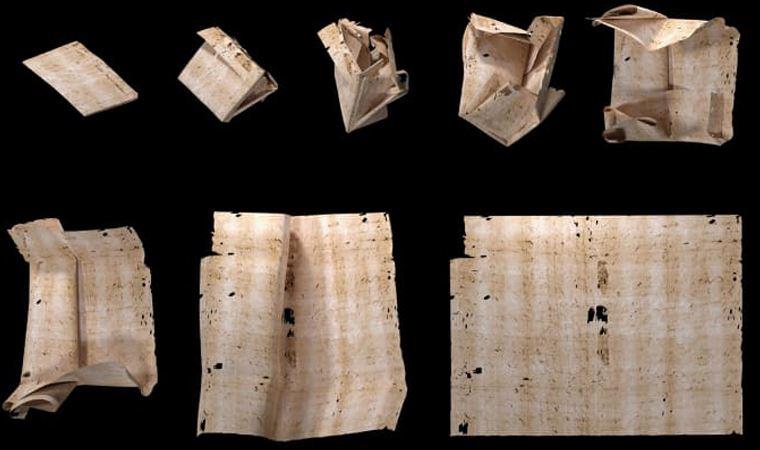300 yıllık şifreli mektubun gizemi çözüldü