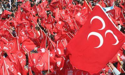 Şehit haberleri ülkeyi yasa boğarken, MHP'lilerden skandal hareket