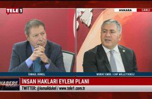 CHP'li Murat Emir: İktidarın bu söylemi trajikomik – TELE1 ANA HABER