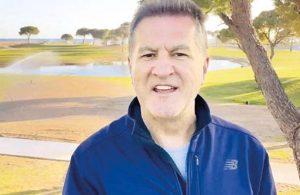 Tarımı golf sahasında anlatan Sarıgül'den tepkilere yanıt