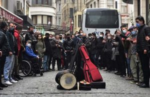 İzmir Müzisyenler Derneği Başkanı: Müzik aletlerini satıp eve erzak alanlar var
