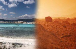 NASA: Mars'taki yaşamın sırrı Türkiye'de olabilir