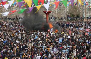 Nevruz kutlamaları… Sancar'dan 'Demokrasi İttifakı' çağrısı