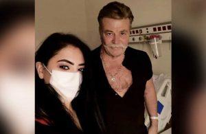 Koronavirüse yakalanan Nuri Alço hastaneye kaldırıldı