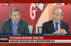 Akif Hamzaçebi: Hakan Atilla'nın BİST'e atanmasından Amerika rahatsız oldu – HABERE DOĞRU