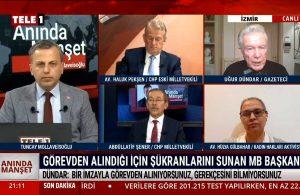 Abdüllatif Şener: Cumhurbaşkanı'na mı Hazine ve Maliye Bakanı'na mı inanacağız? – ANINDA MANŞET