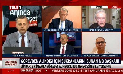 Uğur Dündar: Erdoğan bir duvar ördü, gerçeklikten koptu – ANINDA MANŞET