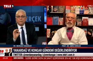 Merdan Yanardağ: Boynukalın, AKP çevrelerinde ayrılık yarattı