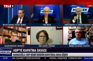 HDP kapatma davasından nasıl kurtulur? – MERCEK